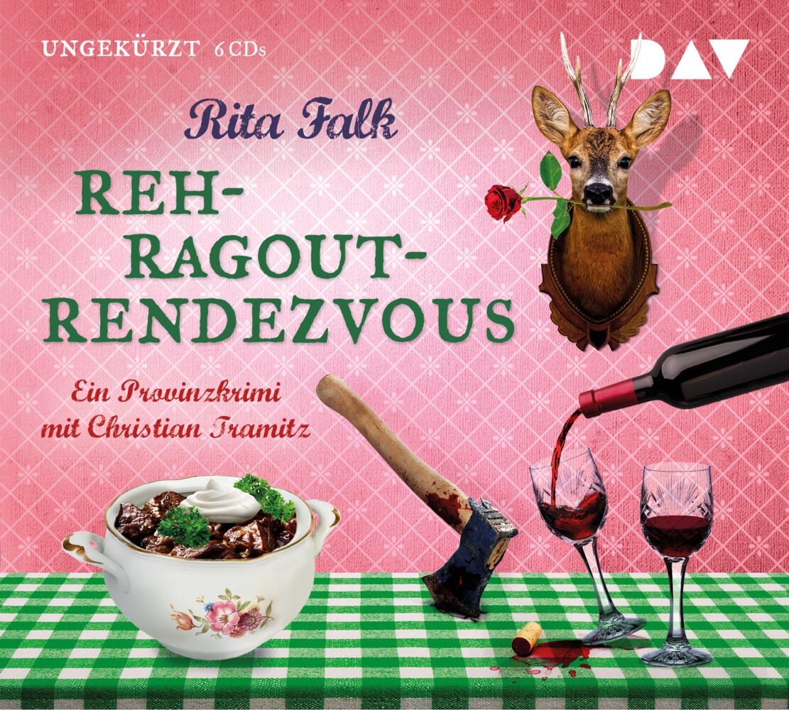 Rehragout-Rendezvous, 6 Audio-CD als Hörbuch CD
