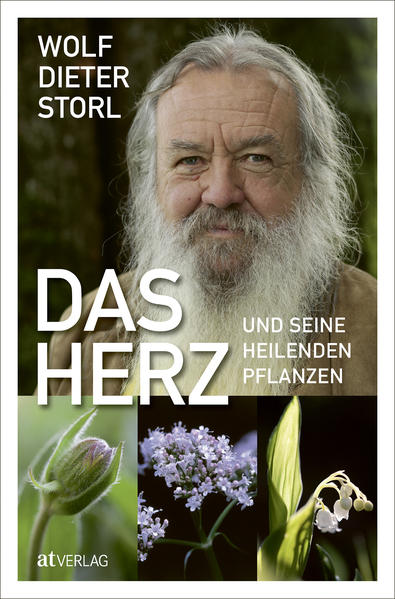 Das Herz und seine heilenden Pflanzen als Buch (gebunden)