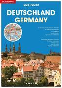 Reiseatlas Deutschland 2021/2022
