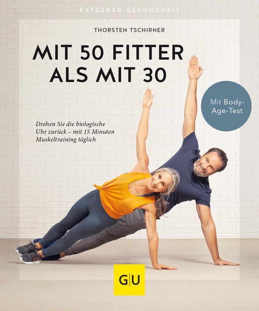 Mit 50 fitter als mit 30 als eBook epub