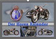 Der Horex Kalender (Wandkalender 2021 DIN A3 quer)