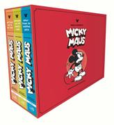 Floyd Gottfredson Library - Micky Maus im Tal des Todes