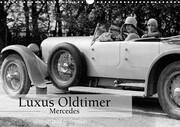 Luxus Oldtimer - Mercedes (Wandkalender 2021 DIN A3 quer)