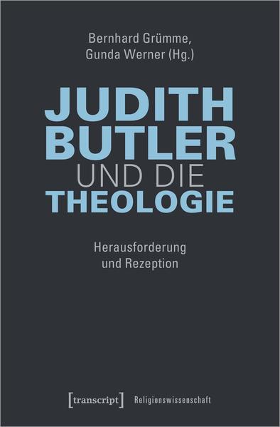 Judith Butler und die Theologie als Buch (kartoniert)