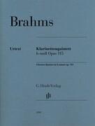 Klarinettenquintett h-moll op. 115