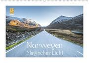 Norwegen Magisches Licht (Wandkalender 2021 DIN A2 quer)