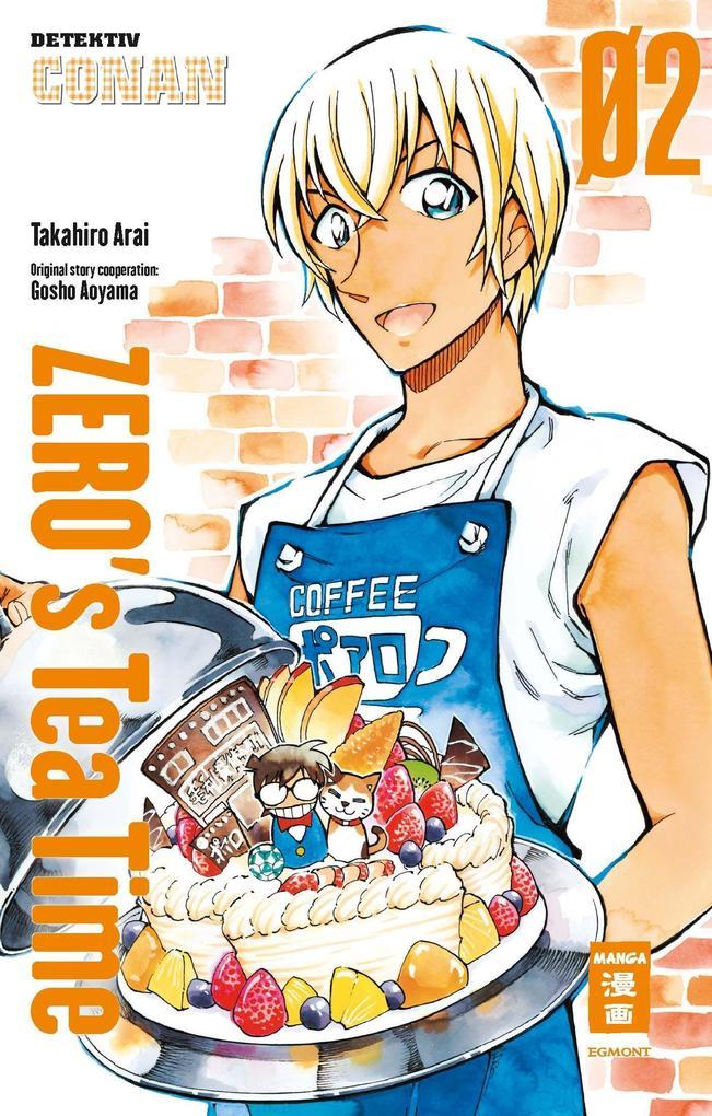 Zero's Teatime 02 als Taschenbuch