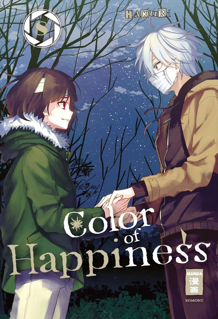 Color of Happiness 08 als Taschenbuch