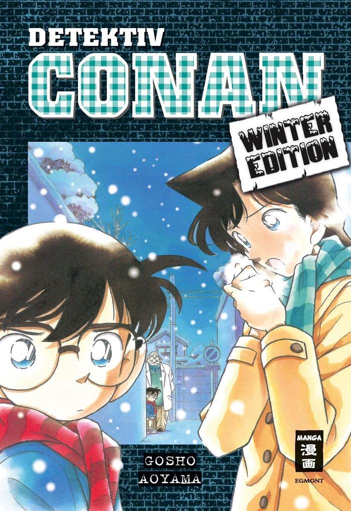 Detektiv Conan Winter Edition als Taschenbuch