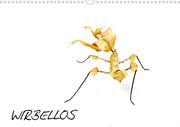 WIRBELLOS (Wandkalender 2021 DIN A3 quer)