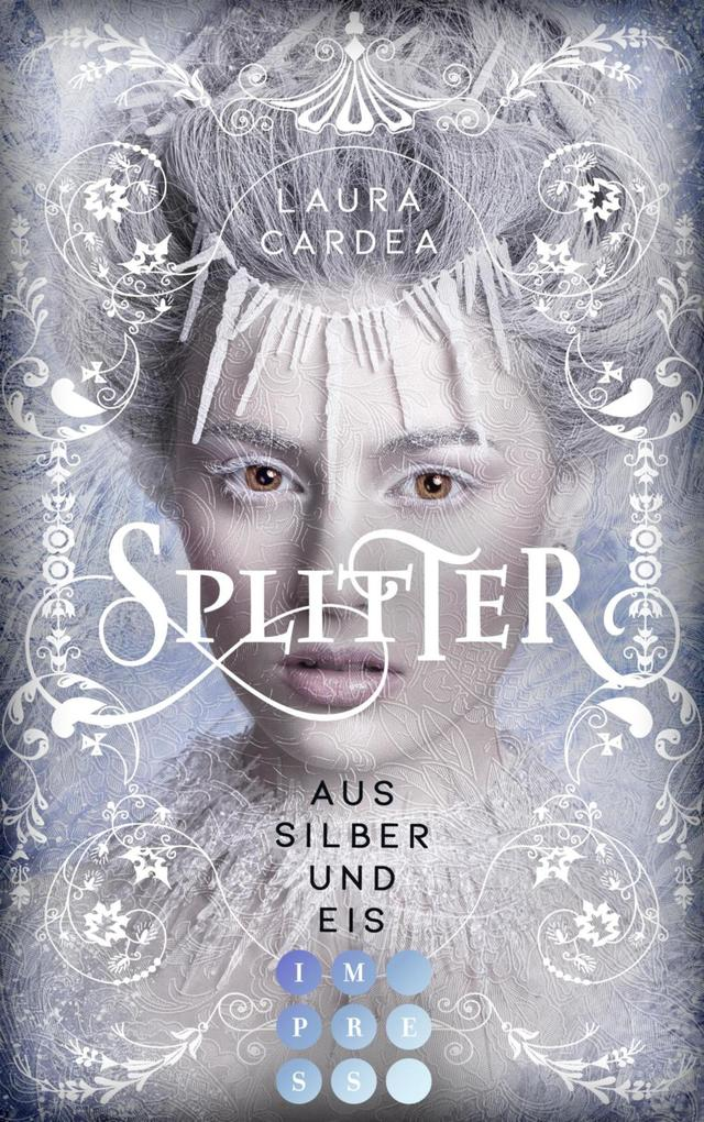 Splitter aus Silber und Eis als eBook epub