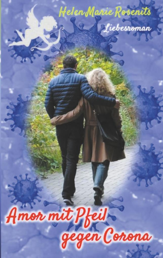 Amor mit Pfeil gegen Corona als Buch (kartoniert)