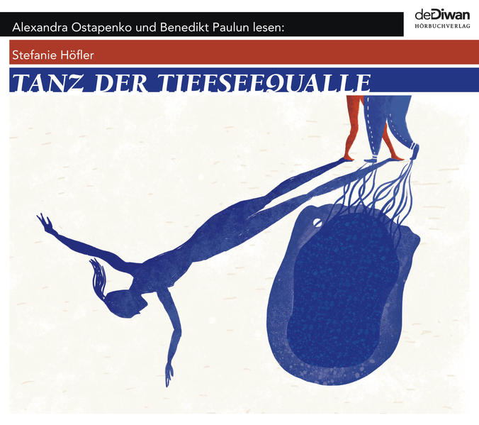 Tanz der Tiefseequalle als Hörbuch CD