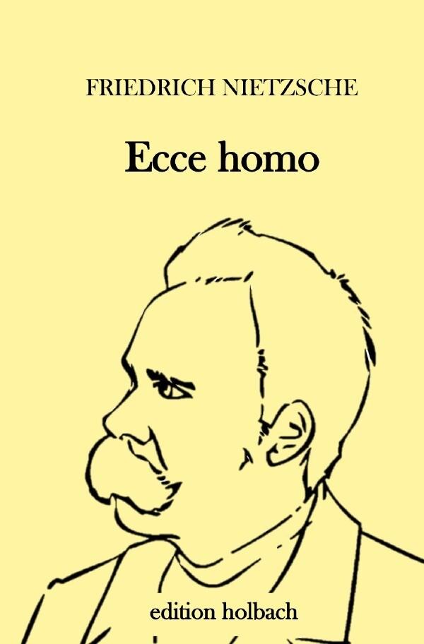 Ecce homo als Buch (kartoniert)