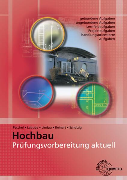 Prüfungsvorbereitung aktuell - Hochbau als Buch (kartoniert)