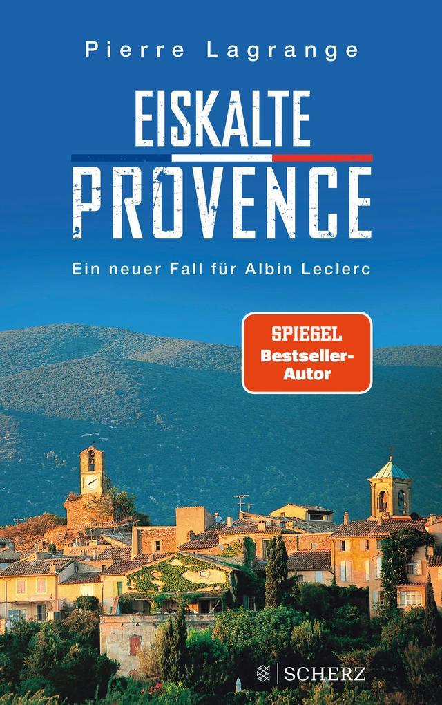 Eiskalte Provence als Buch (kartoniert)