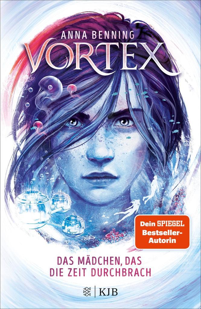 Vortex - Das Mädchen, das die Zeit durchbrach als Buch (gebunden)