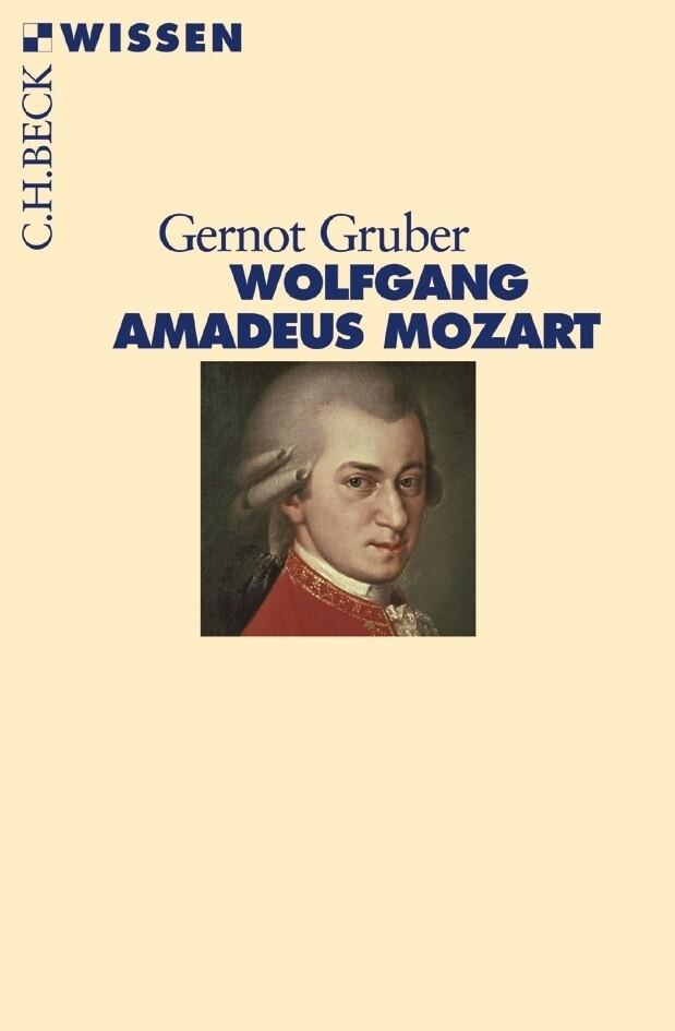 Wolfgang Amadeus Mozart als Taschenbuch
