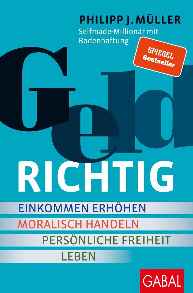 GELDRICHTIG als Buch (kartoniert)