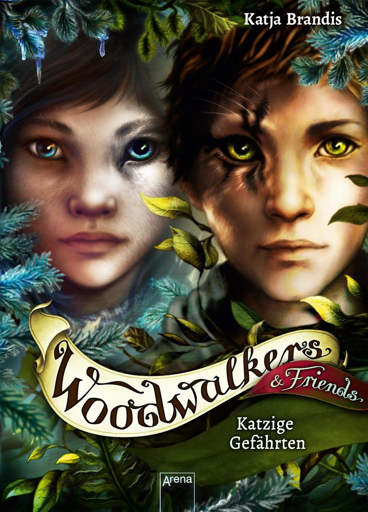 Woodwalkers & Friends. Katzige Gefährten als eBook epub