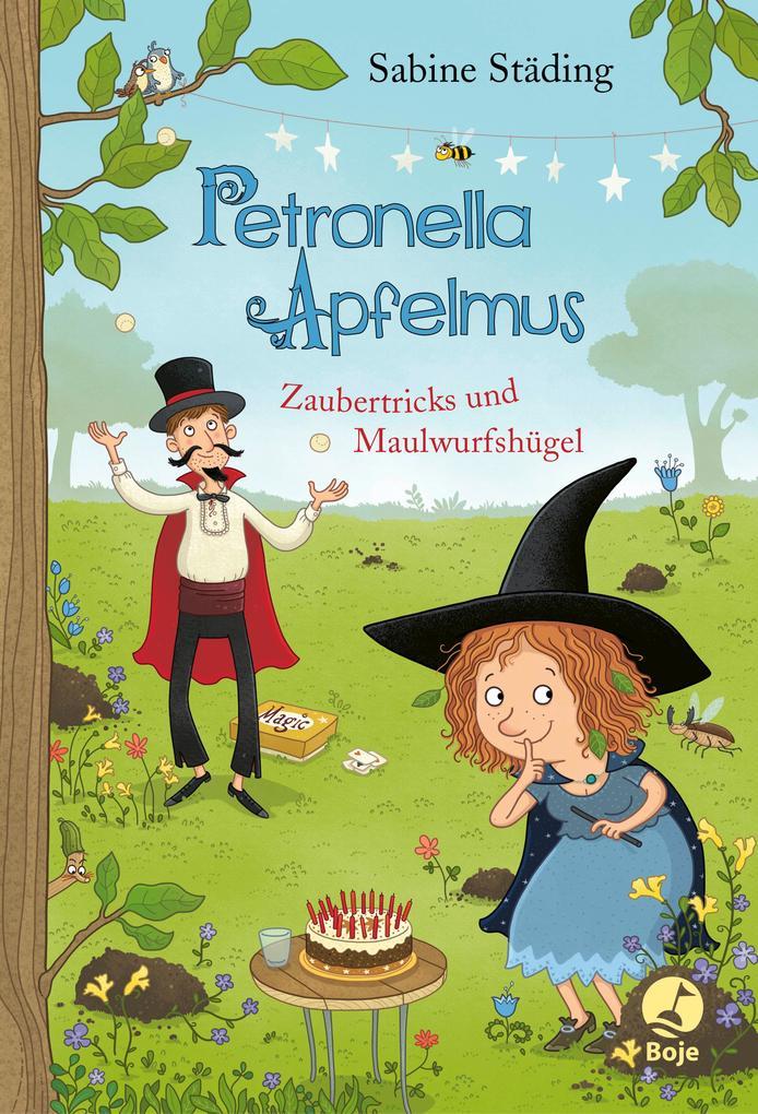 Petronella Apfelmus als Buch (gebunden)