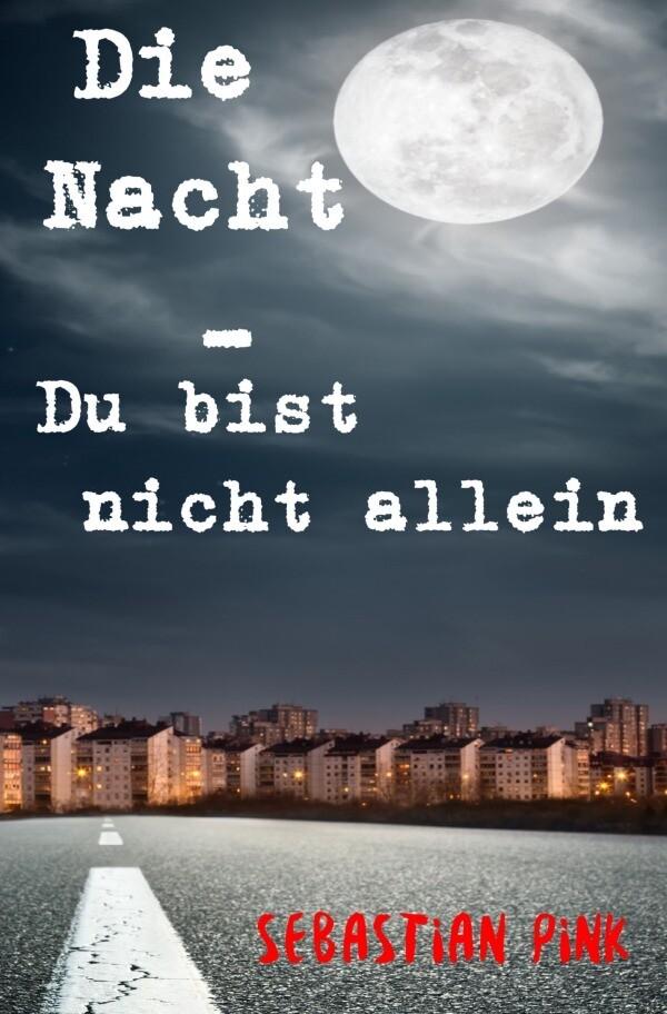 Die Nacht - Du bist nicht allein als Buch (kartoniert)
