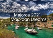 Majorca 2021 Majorcan Dreams (Wall Calendar 2021 DIN A3 Landscape)