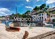 Majorca 2021 Insights (Wall Calendar 2021 DIN A3 Landscape)
