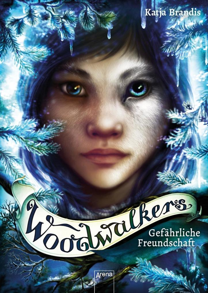 Woodwalkers (2). Gefährliche Freundschaft als Buch (gebunden)