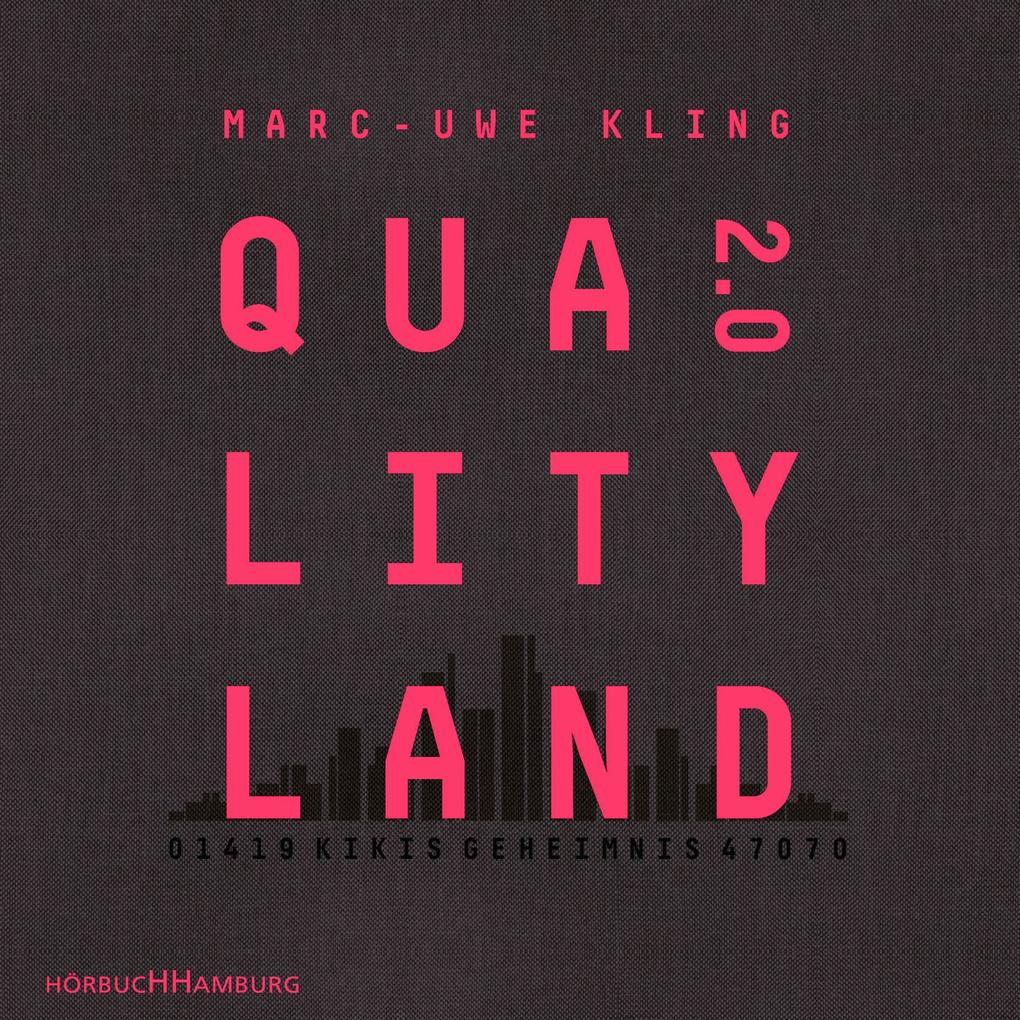 QualityLand 2.0 als Hörbuch CD