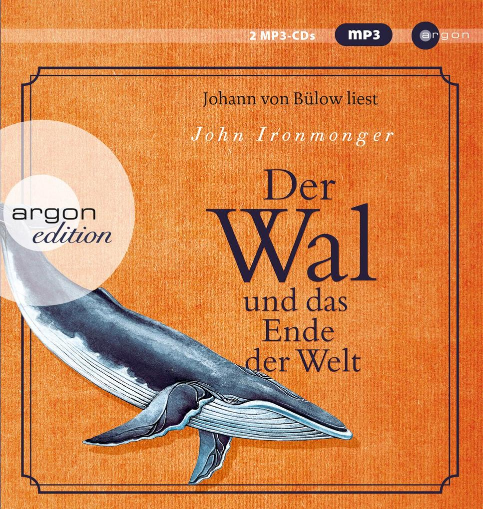 Der Wal und das Ende der Welt als Hörbuch CD
