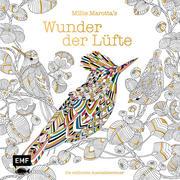 Millie Marotta's Wunder der Lüfte - Die schönsten Ausmalabenteuer