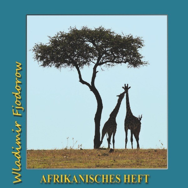 Afrikanisches Heft als Buch (kartoniert)
