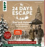 24 DAYS ESCAPE - Der Escape Room Adventskalender: Sherlock Holmes und das Geheimnis der Kronjuwelen