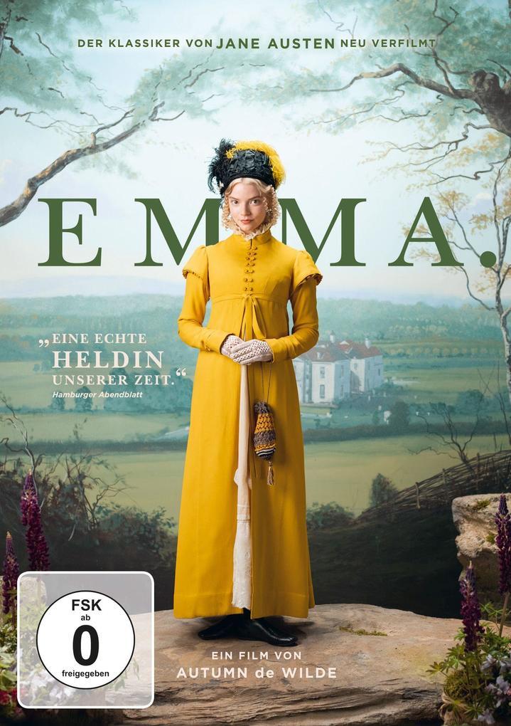 Emma als DVD