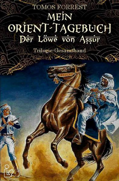 MEIN ORIENT-TAGEBUCH: DER LÖWE VON ASSUR als Buch (kartoniert)