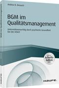 BGM im Qualitätsmanagement - inklusive Arbeitshilfen online