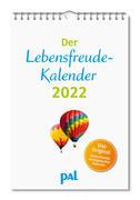 [Doris Wolf, Merkle Rolf, Maja Günther: Der Lebensfreude-Kalender 2022]