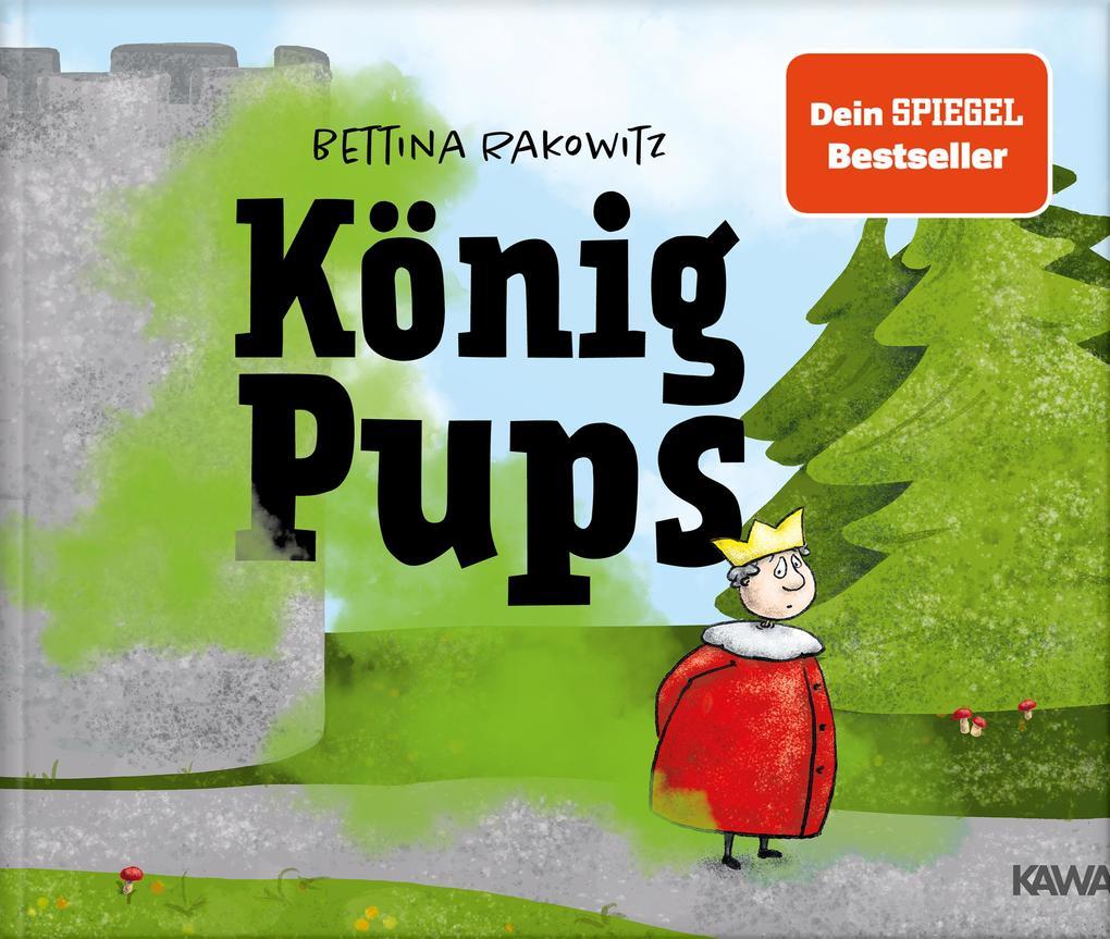 König Pups als eBook epub