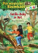 Das magische Baumhaus junior (Band 24) - Gorilla-Baby in Not
