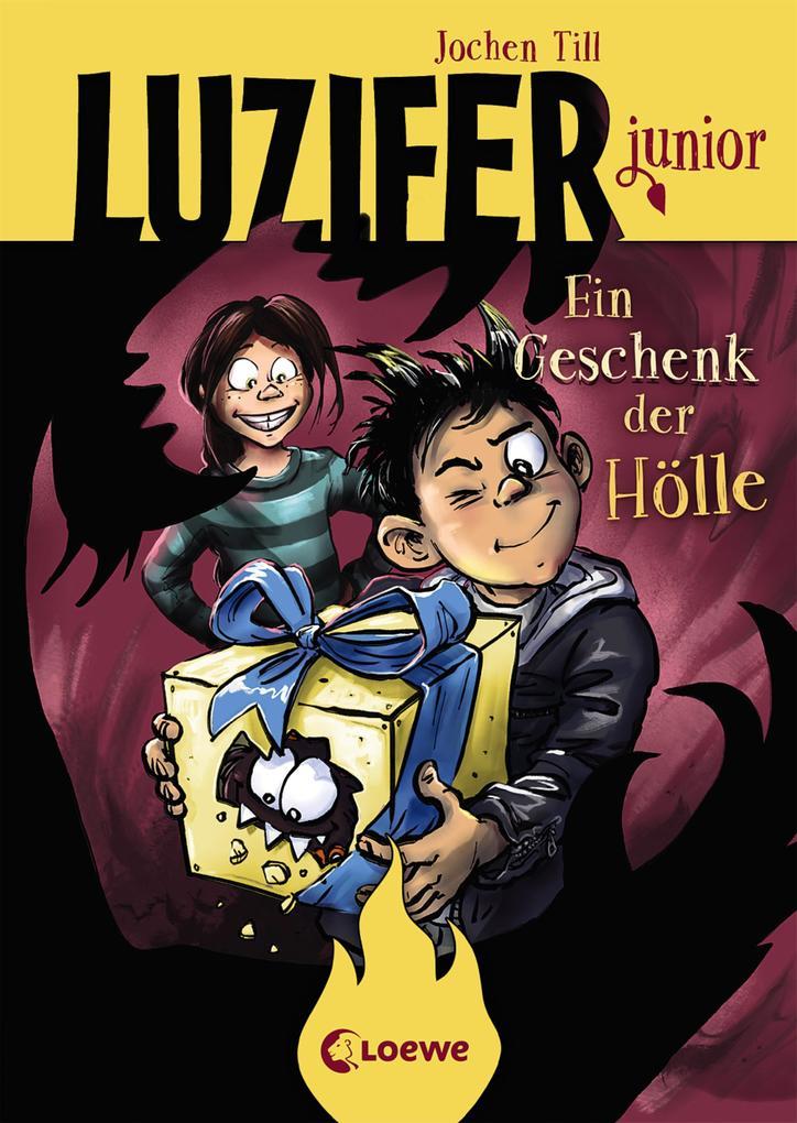 Luzifer junior - Ein Geschenk der Hölle als Buch (gebunden)