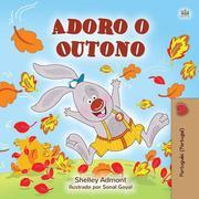 Adoro o Outono (Portuguese - Portugal Bedtime Collection)