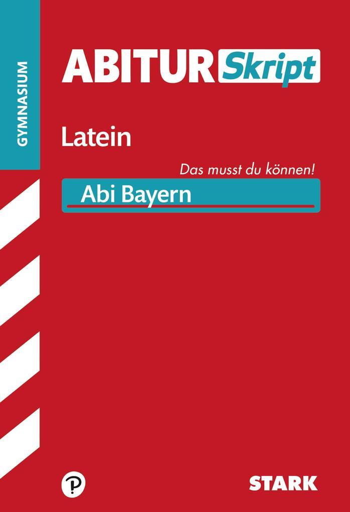 STARK AbiturSkript - Latein - Bayern als eBook pdf