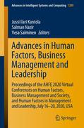 Advances in Human Factors, Business Management and Leadership