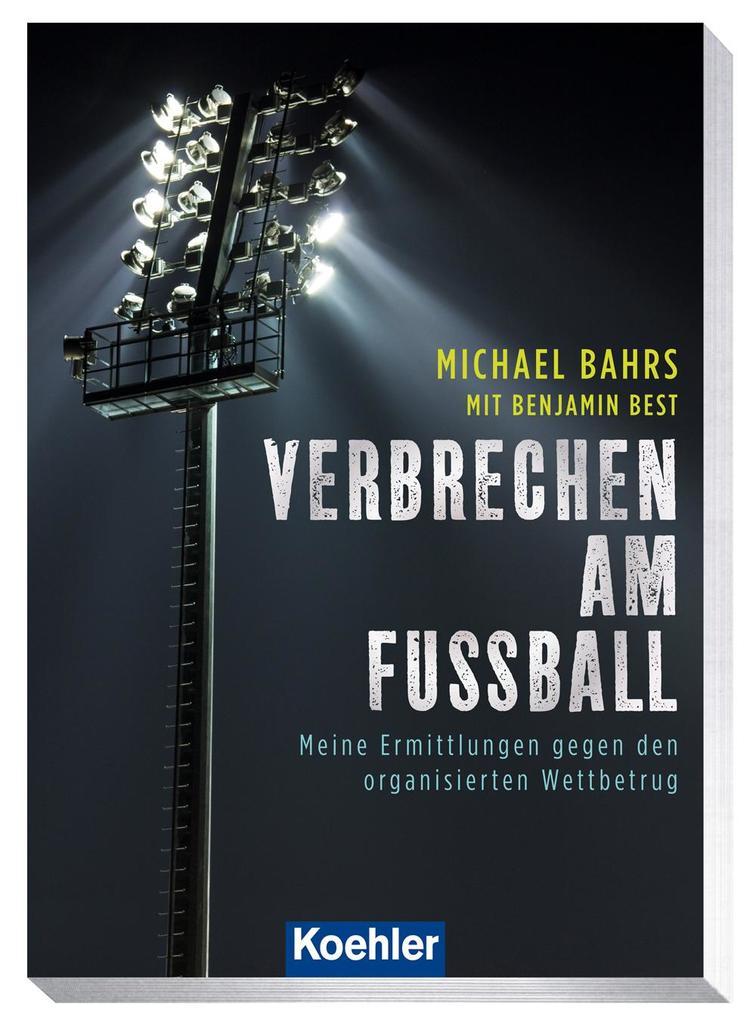 Verbrechen am Fußball als Buch (kartoniert)