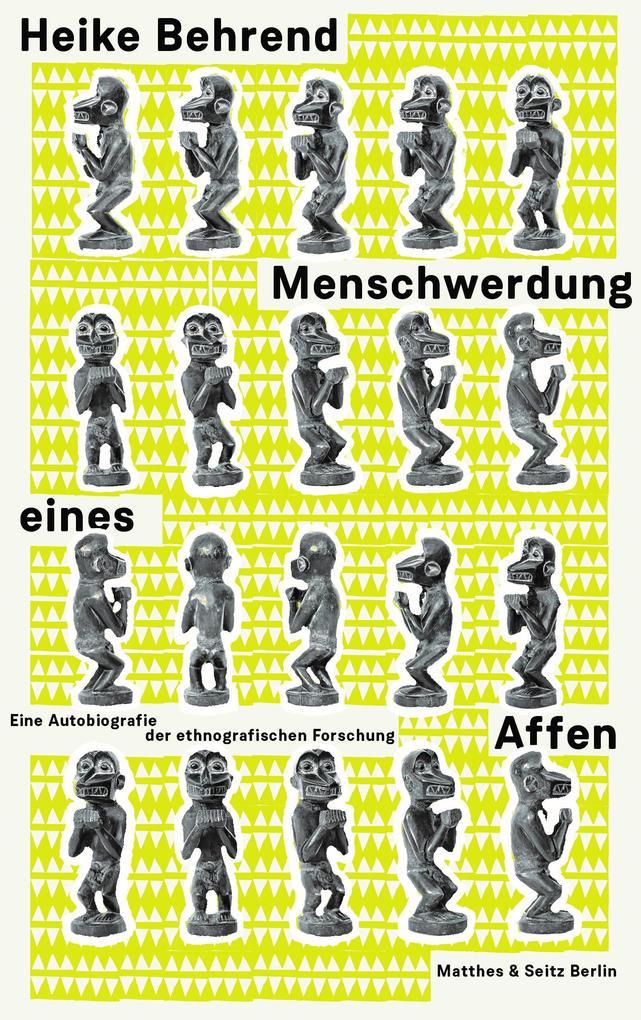 Menschwerdung eines Affen als Buch (gebunden)