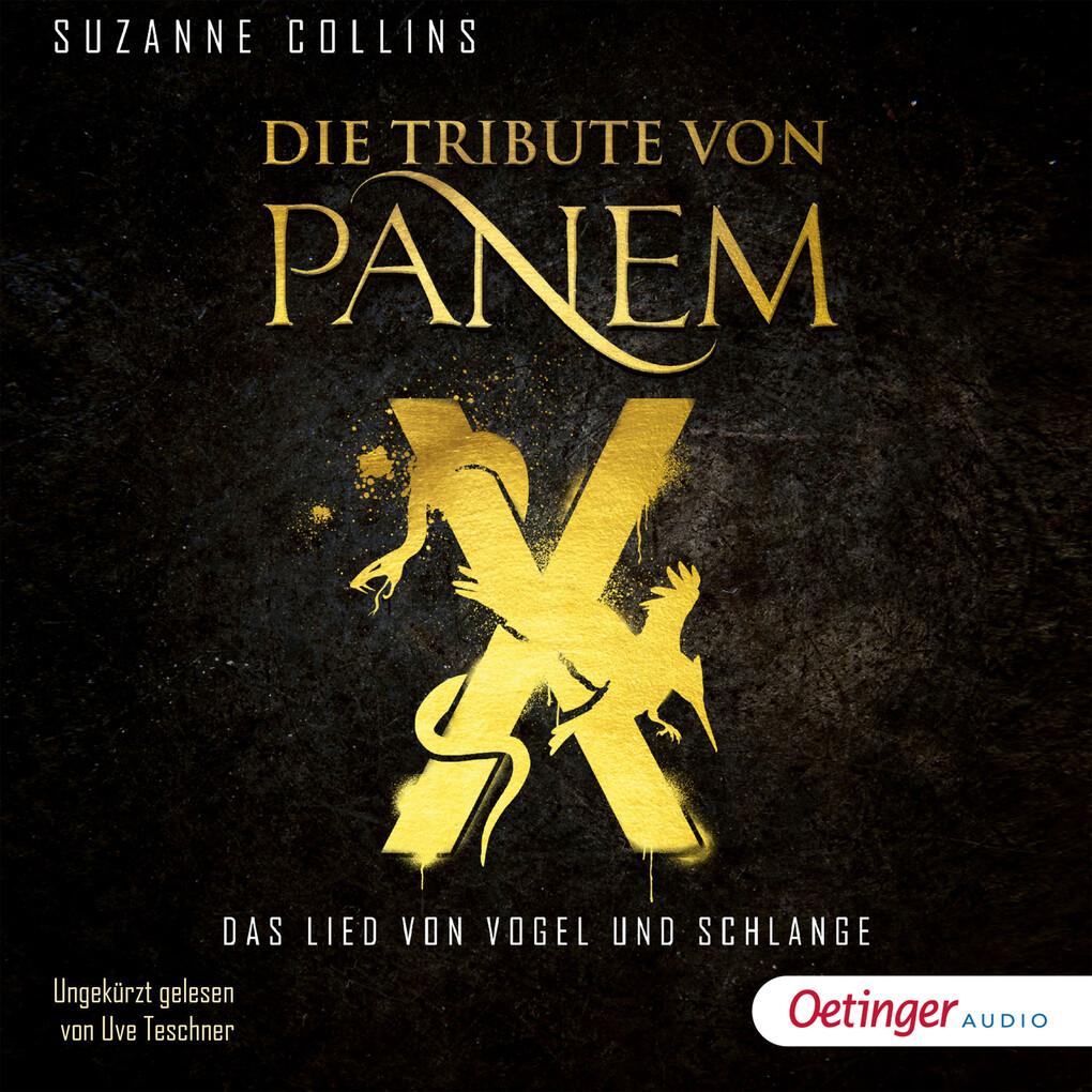 Die Tribute von Panem X als Hörbuch Download