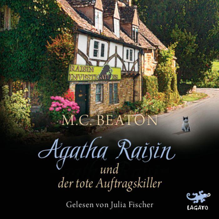 Agatha Raisin und der tote Auftragskiller als Hörbuch CD