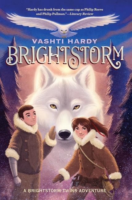 Brightstorm als Taschenbuch