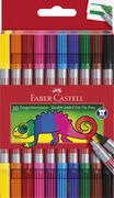 Faber-Castell Doppelfasermaler 10er Etui